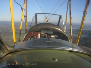 First Solo in a Tiger Moth
