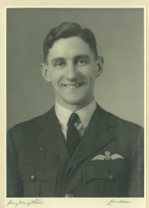 Phil Smith in London, February 1944