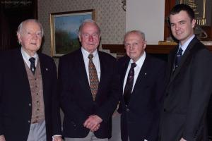 Bomber Command veterans at Killara, November 2013