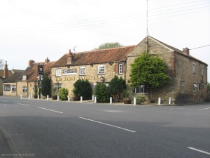 The Horse and Jockey in Waddington, as it appeared in 2009