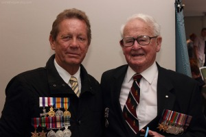 Geoff Nottage and Don Southwell