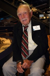 Alan Finch, 467 Squadron pilot