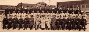 RAAF Graduating Class Rivers No. 1 ANS, Manitoba, Canada, June 1941. Photo courtesy Richard Kobelke