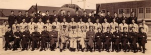 RAAF Graduating Class Rivers No. 1 ANS, Manitoba, Canada, June 1941. Photo courtesy Richard Kobelke