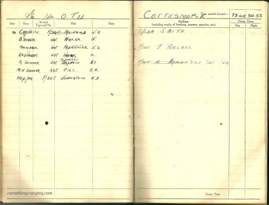 Alastair Dale Johnston Flight Log-13