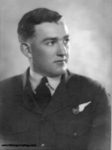 Gerald McPherson circa 1943