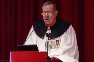 Chaplain John Brownbill
