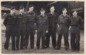 51 Squadron 1945