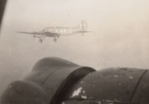 Ansons over Mallala, early 1943 copy